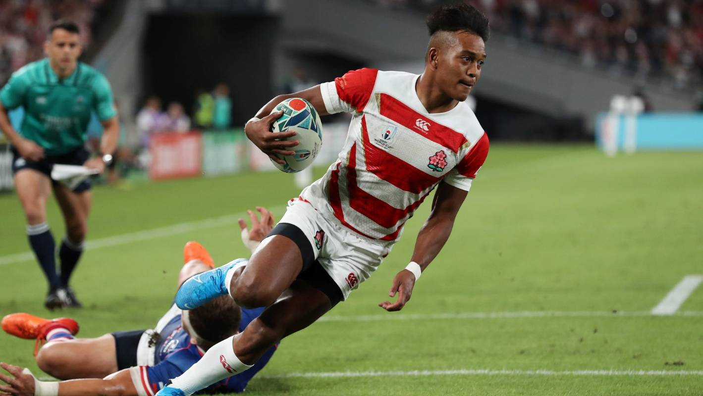 Rugby World Cup. Japan deliver against Russia to kick tournament off in style