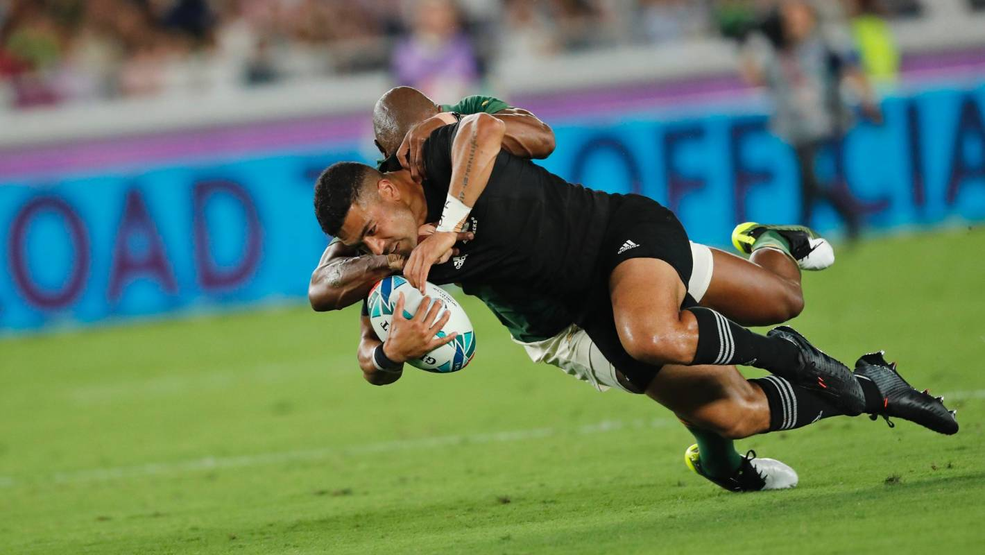 All Blacks player ratings: Who stood out in Rugby World Cup win over Springboks