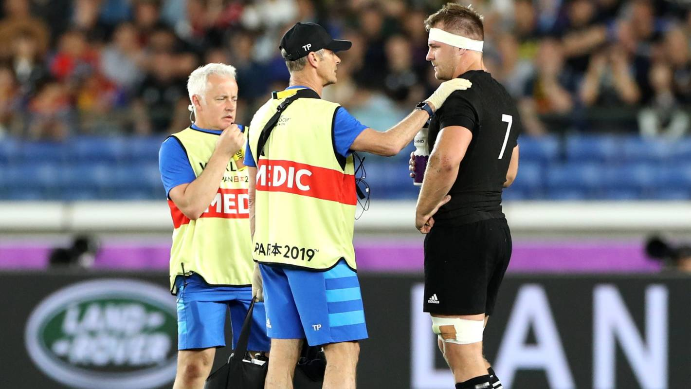Rugby World Cup: Farce involving All Black Sam Cane forces World Rugby to change HIA rule