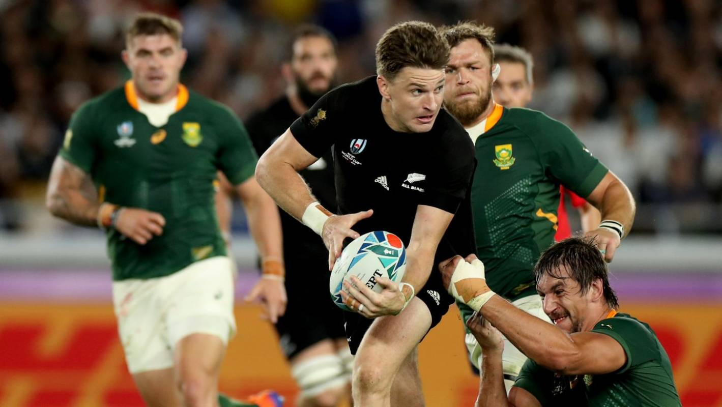 Springboks set to send All Blacks to rugby outpost for 2020 test - Stuff.co.nz