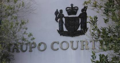 Would-be watch thief Joel Alex Pedersen appeared in the Taupō District Court where he questioned whether he could ...