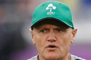 "Ireland's Kiwi coach Joe Schmidt says South Africa would be a ""heavyweight"" quarterfinal opponent."