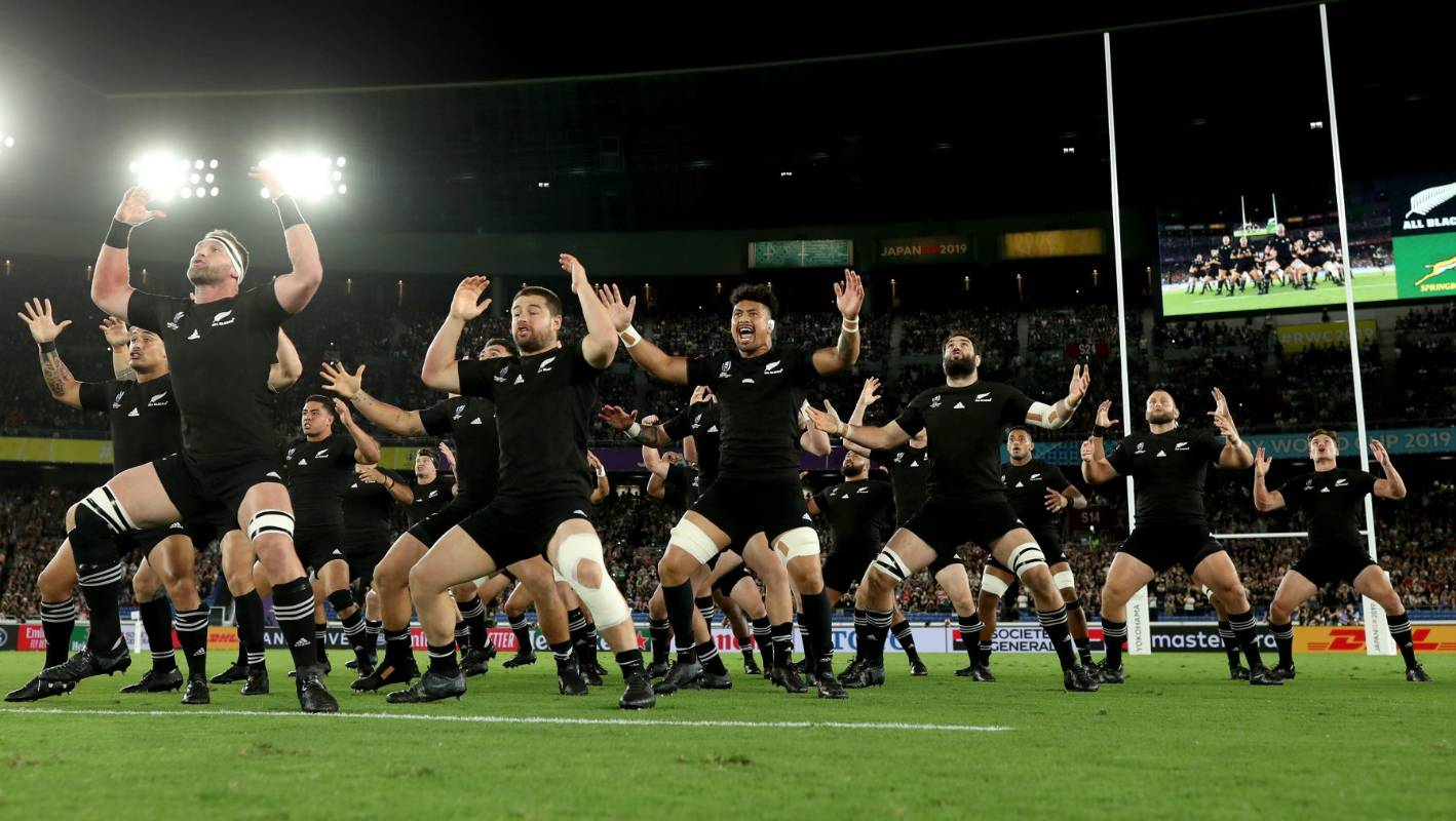 Rugby World Cup: All Blacks on top of the world just one week into the tournament