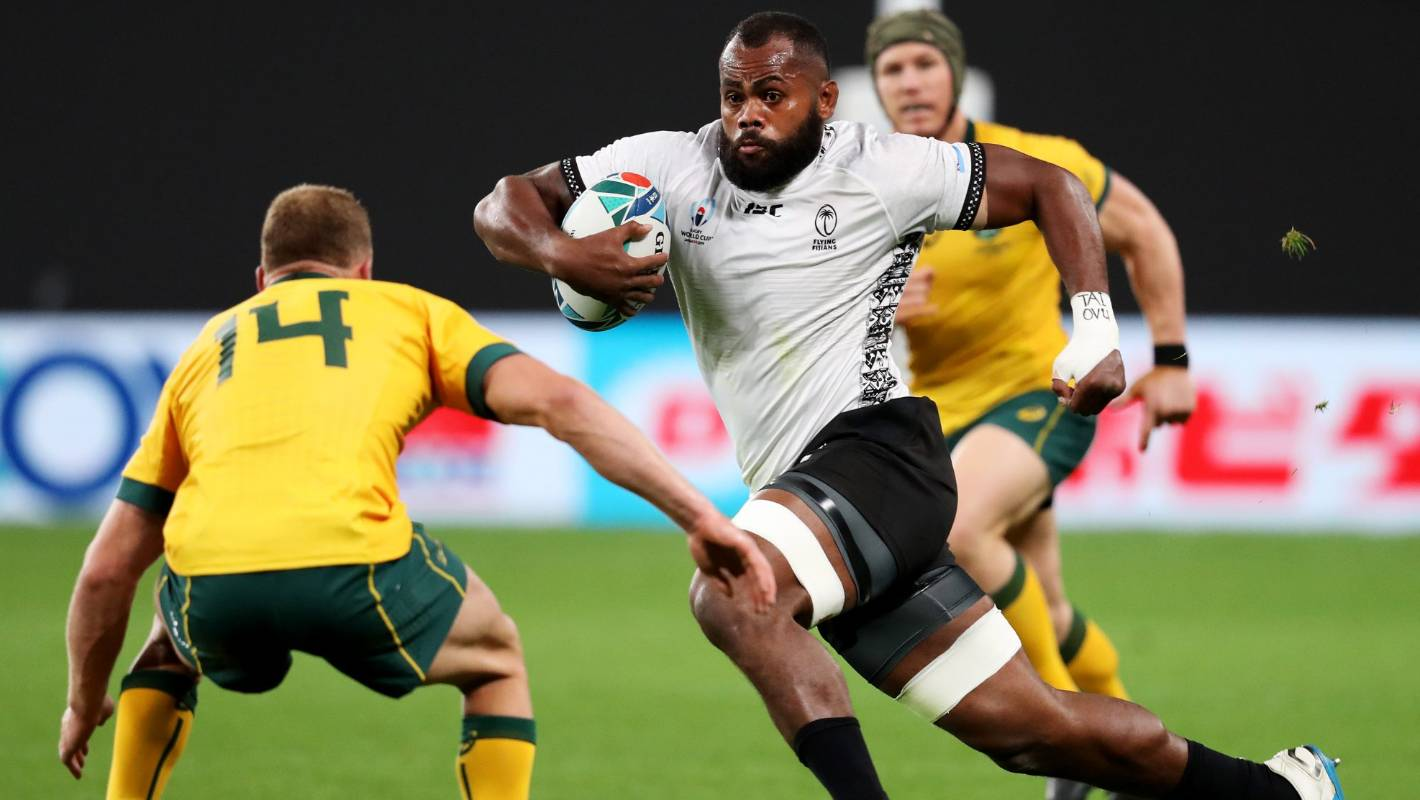 Mark Reason: Pacific Islands still shackled by white man rules at Rugby World Cup