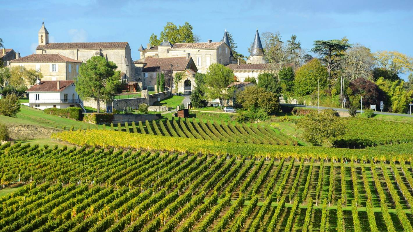 Bordeaux: A river cruise through one of the world's great wine regions