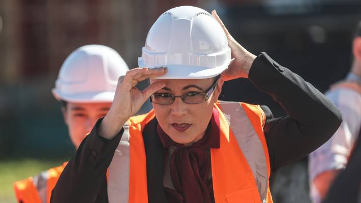 Building and Construction Minister Jenny Salesa says changes are on the way for the construction industry.