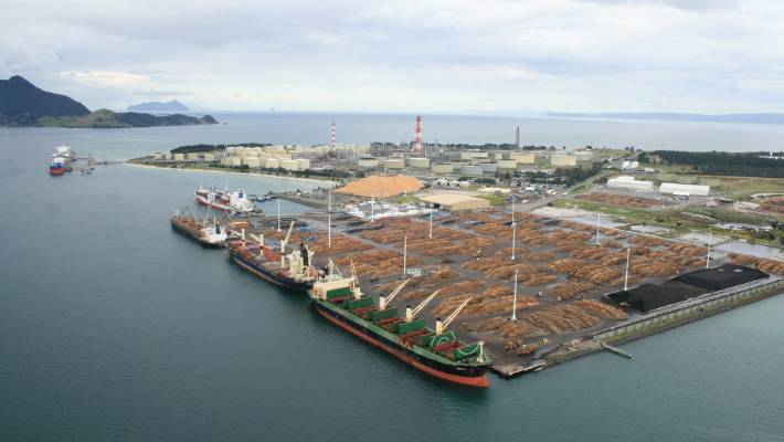 NZ First wants to move Auckland port operations to Northport, in Whangārei.