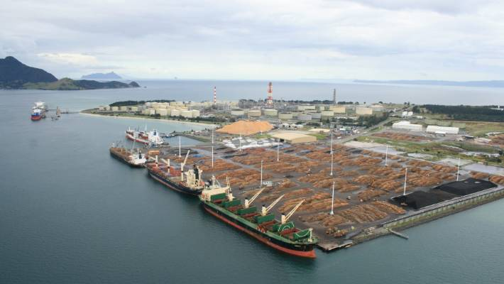 Northport at Marsden Point is recommended by a working group for expansion to replace Auckland's port