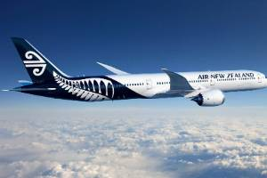 Air New Zealand 787-10 aircraft. Dreamliner. In May 2019, Air New Zealand announced it intended to buy eight 787-10 ...