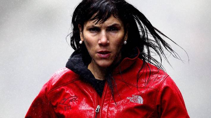 Lisa Tamati's grit and determination is legendary in the running community - and it's that attitude which really counted when her Mum's life was in danger.