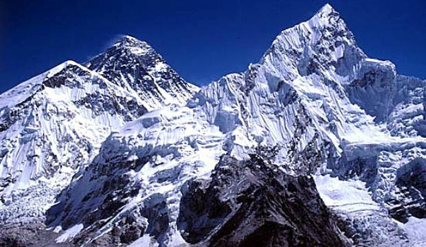 Is Mt Everest shrinking? The mission to measure the world's tallest mountain