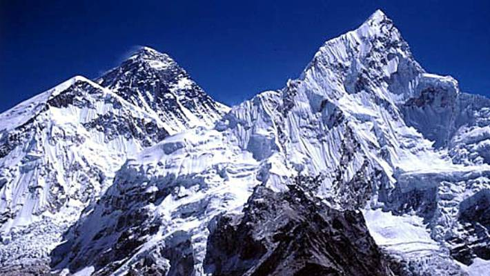 Edmund Hillary and Tenzing Norgay were the first people to reach the summit of Mt Everest in 1953.