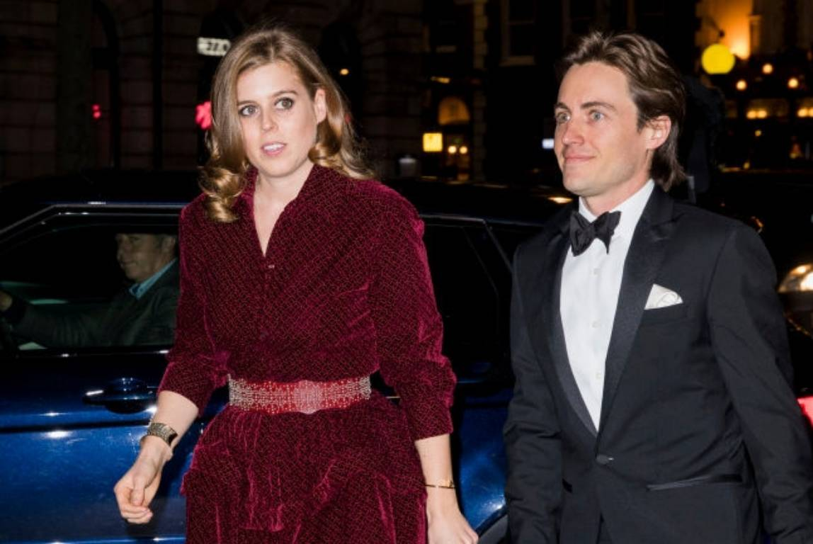 Another Royal Wedding Prince Andrew Says Daughter Beatrice