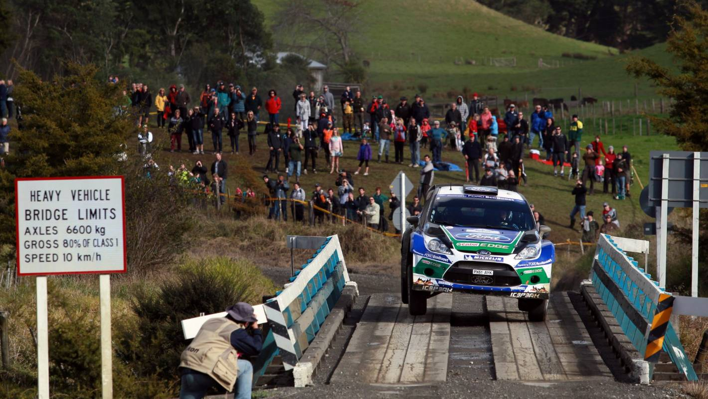 World Rally Championship: Pinnacle of rallying gets New Zealand return