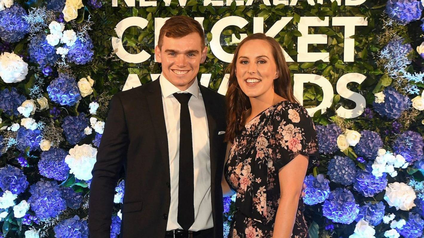 Black Caps cricketer Tom Latham ties the knot ahead of home summer