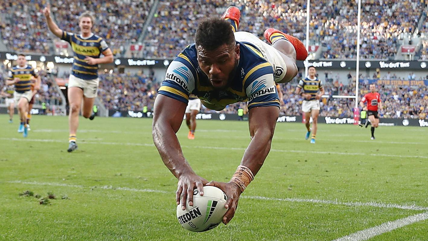 Shock as NRL leading try scorer Maika Sivo misses out on Dally M nomination
