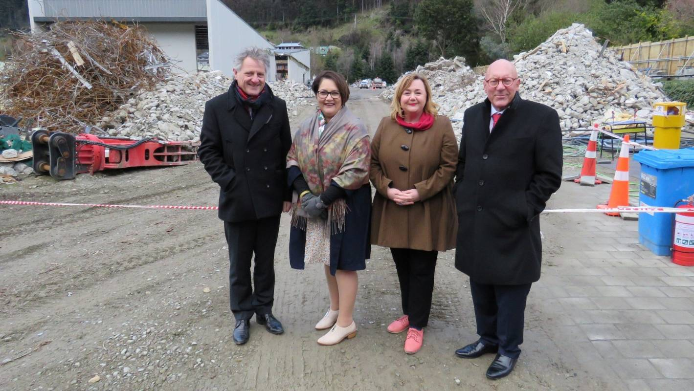 First KiwiBuild homes welcomed in Queenstown, but cheaper homes needed - mayor