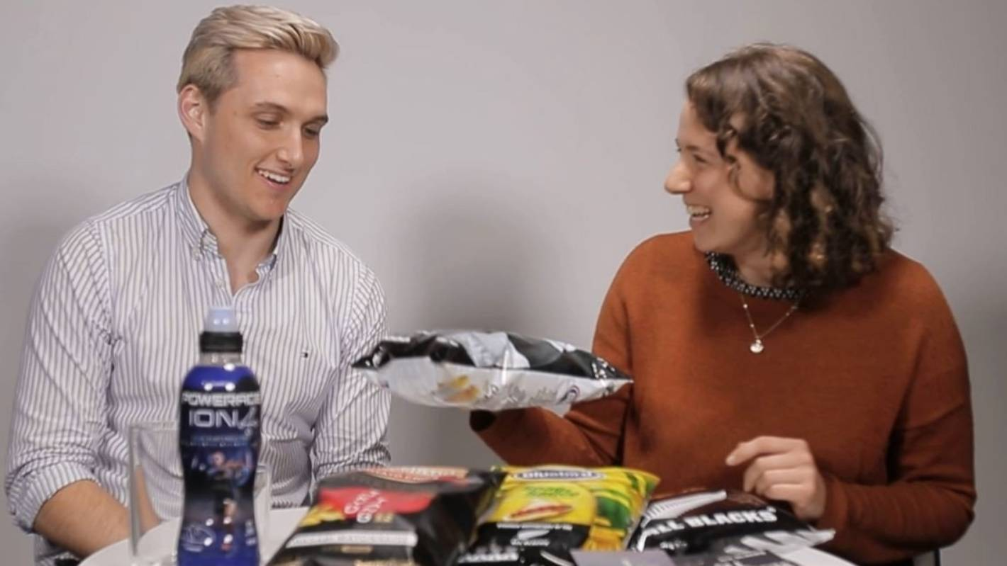 Rugby World Cup: We taste test all the All Blacks branded food so you don't have to