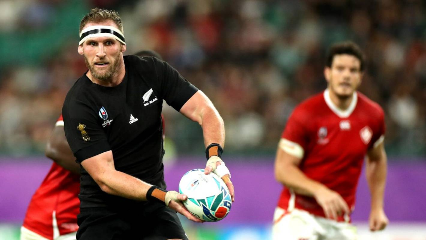 All Blacks: World anger as captain Kieran Read in clear after no arms tackle