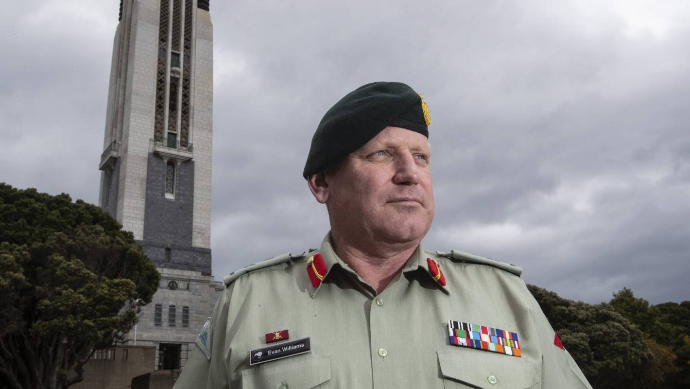Kiwi to command peacekeeping force in ISIS-threatened Sinai