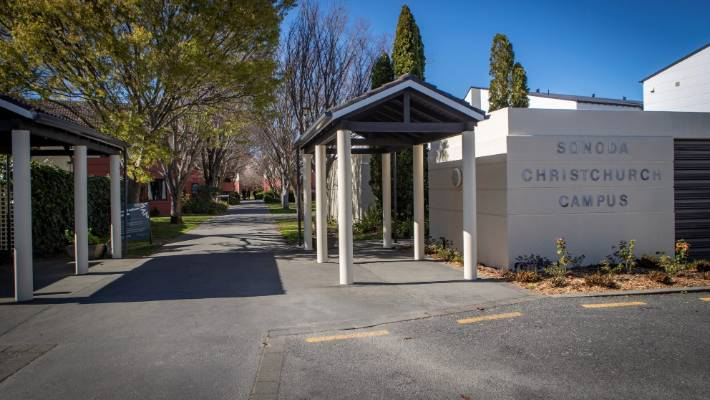 Pastoral care and student wellbeing have been in the spotlight after the discovery of a University of Canterbury student's body in student accommodation.