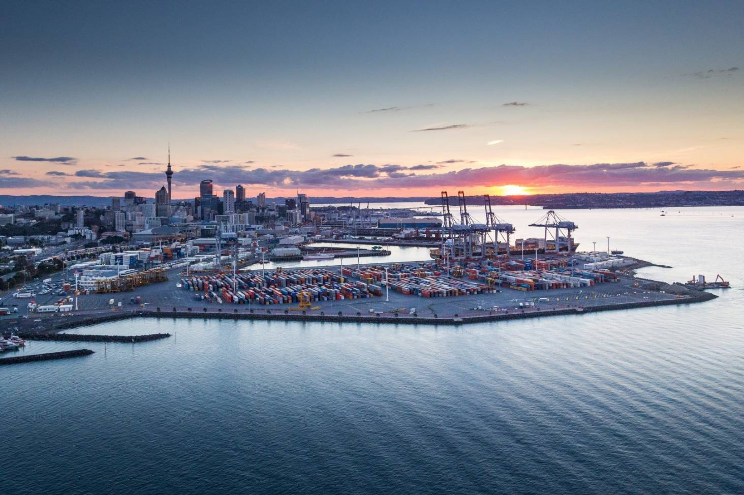 Auckland Port move: John Key and Steven Joyce split over proposed ...