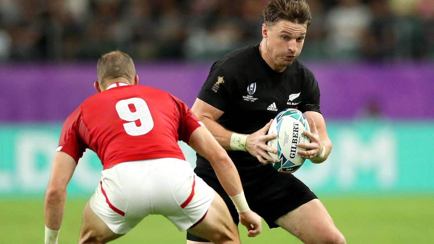 All Blacks v Italy: Focused Beauden Barrett 'chipping away' at key improvements