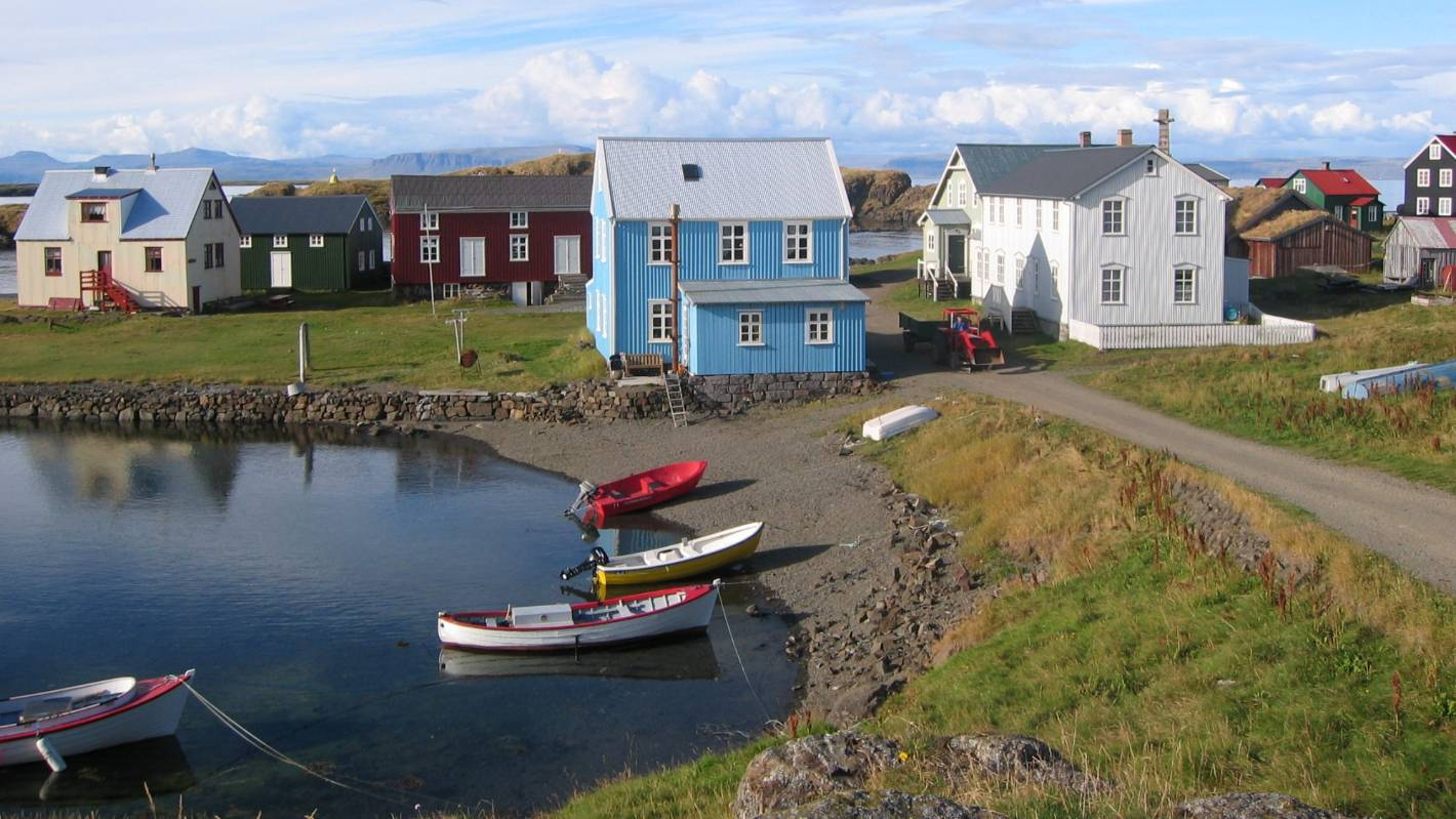 Tiny island with six inhabitants voted world's best