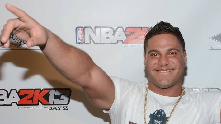 Jersey Shore star Ronnie Ortiz-Magro arrested in US after struggle ...