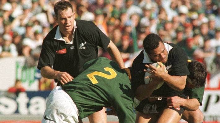 Rugby World Cup Where Are The 1995 All Blacks Now Stuff Co Nz