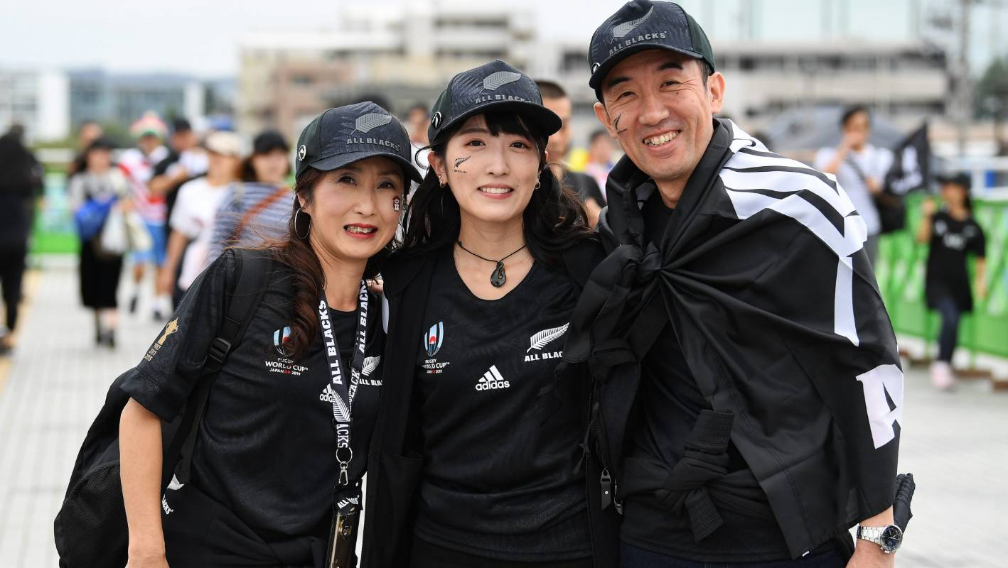 The Detail: How Japan's fallen in love with the All Blacks this Rugby World Cup