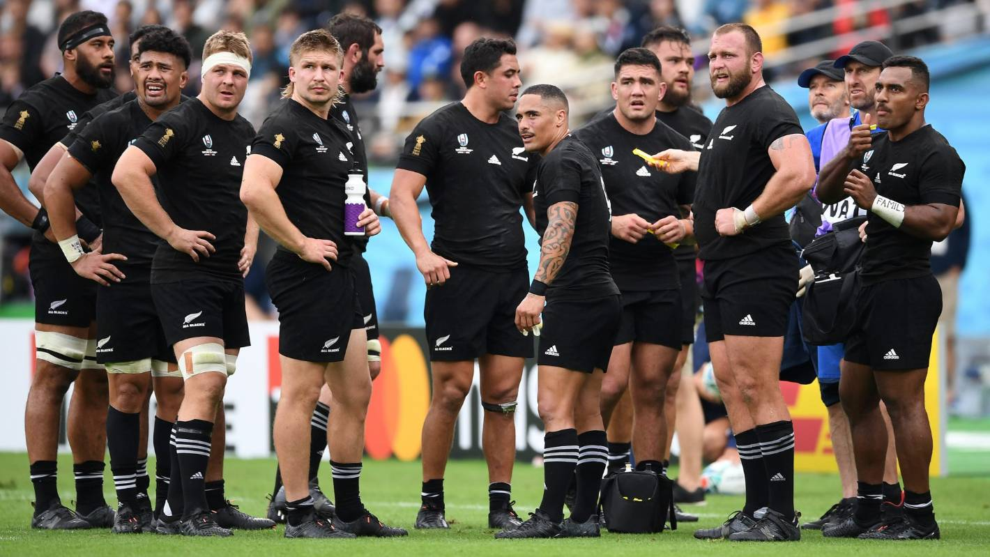 Rugby World Cup: Five things you need to know as the All Blacks wrap up pool play