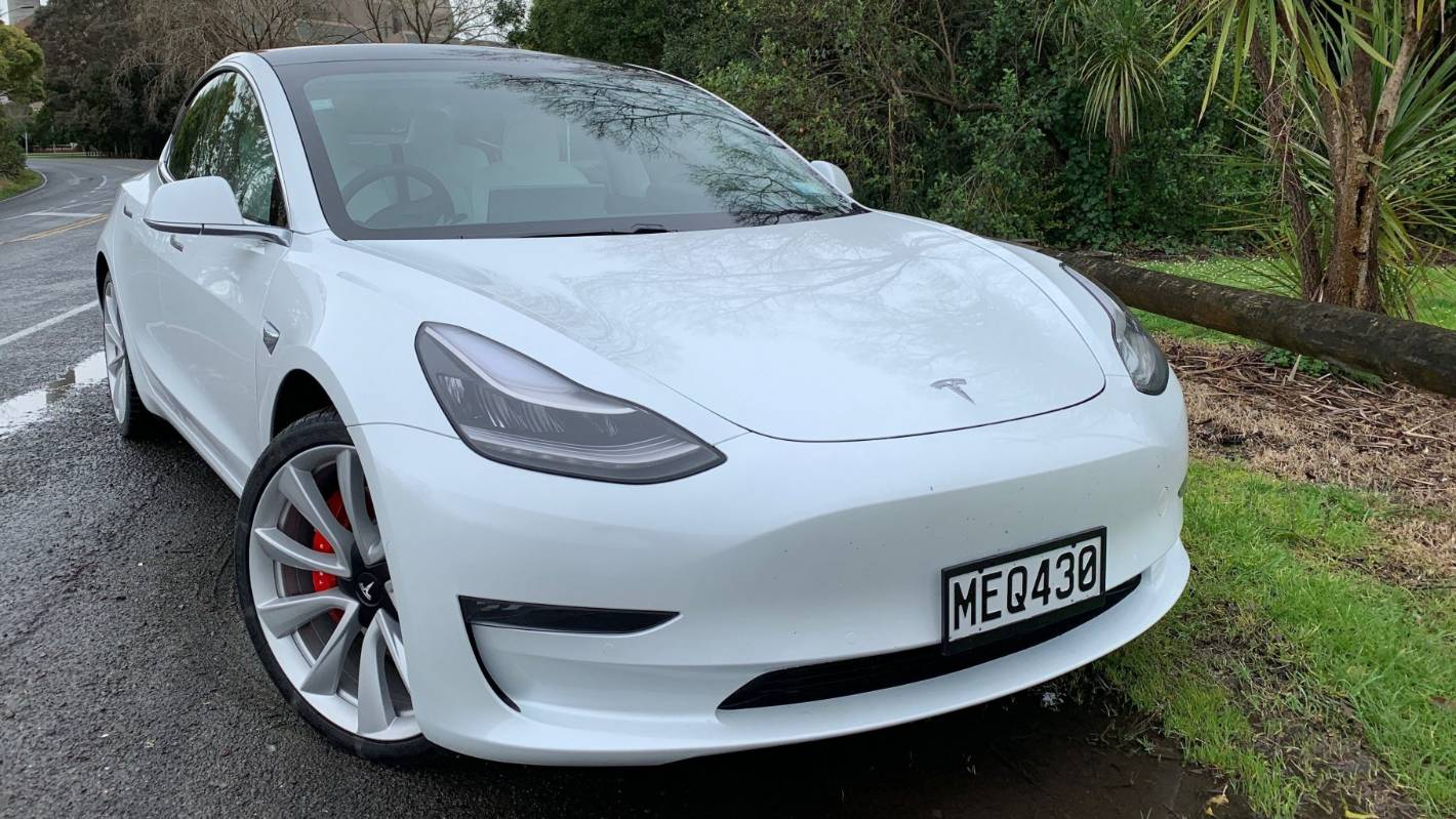 Road test review: Tesla Model 3 Performance