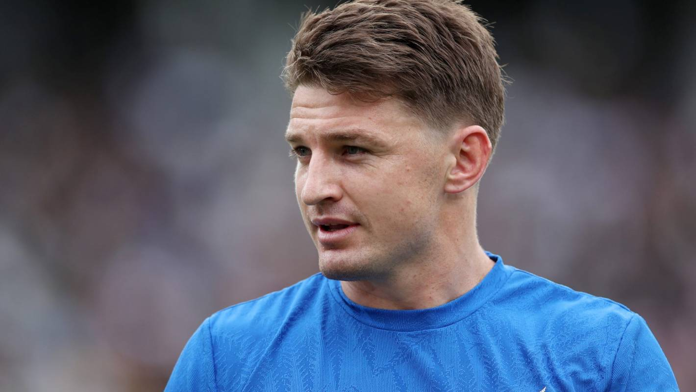 All Blacks v Italy: Ian Foster says there are 'no concerns' round Beauden Barrett
