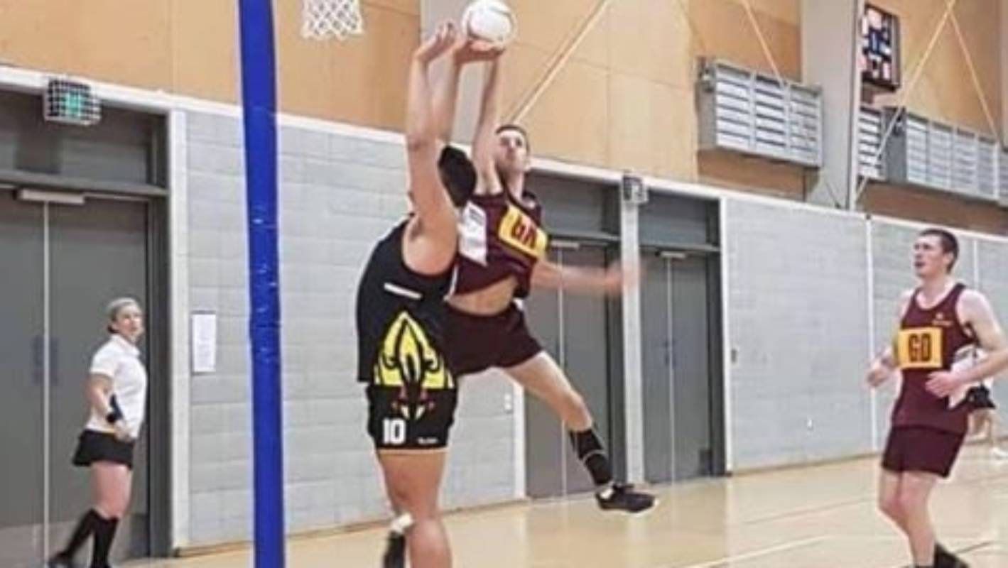 Netball has an important role for men