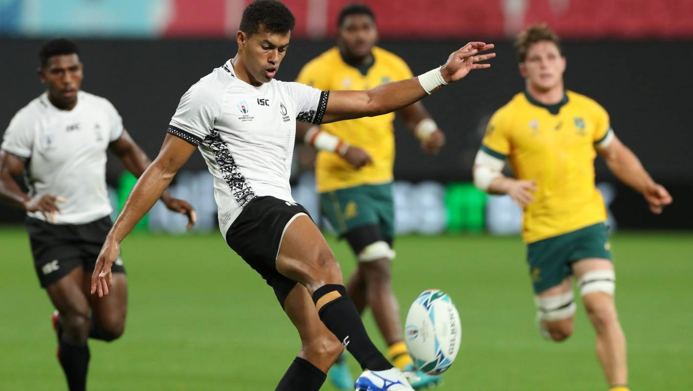 Rugby World Cup 2019: How Crusaders reject Ben Volavola found Hollywood love and RWC glory