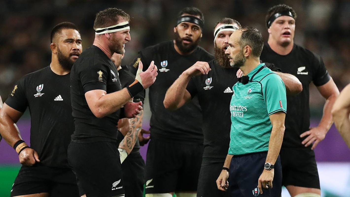 What Rugby World Cup cancellations mean for the All Blacks and the tournament