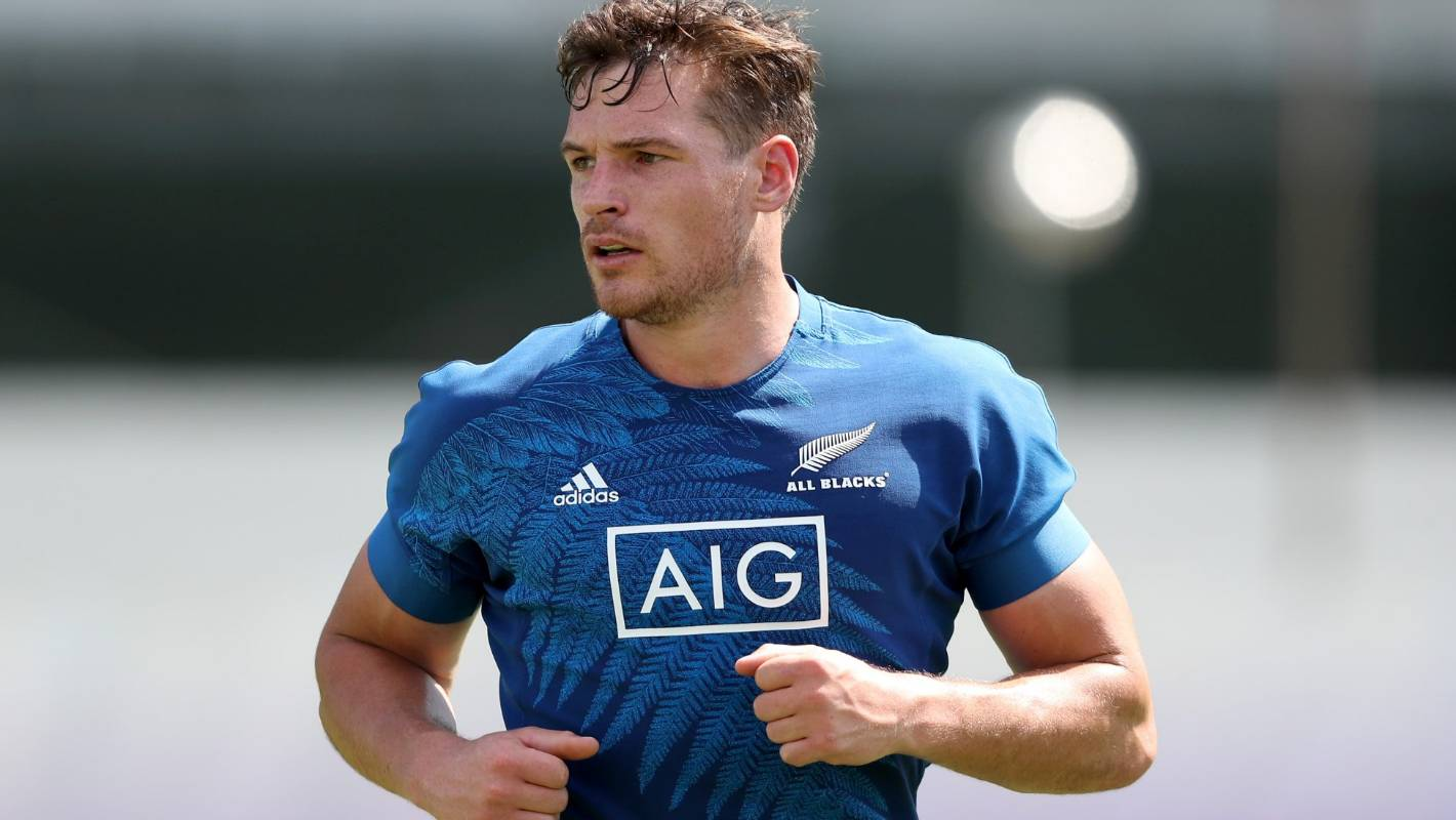 George Bridge: Country boy who found the fast lane all the way to the All Blacks