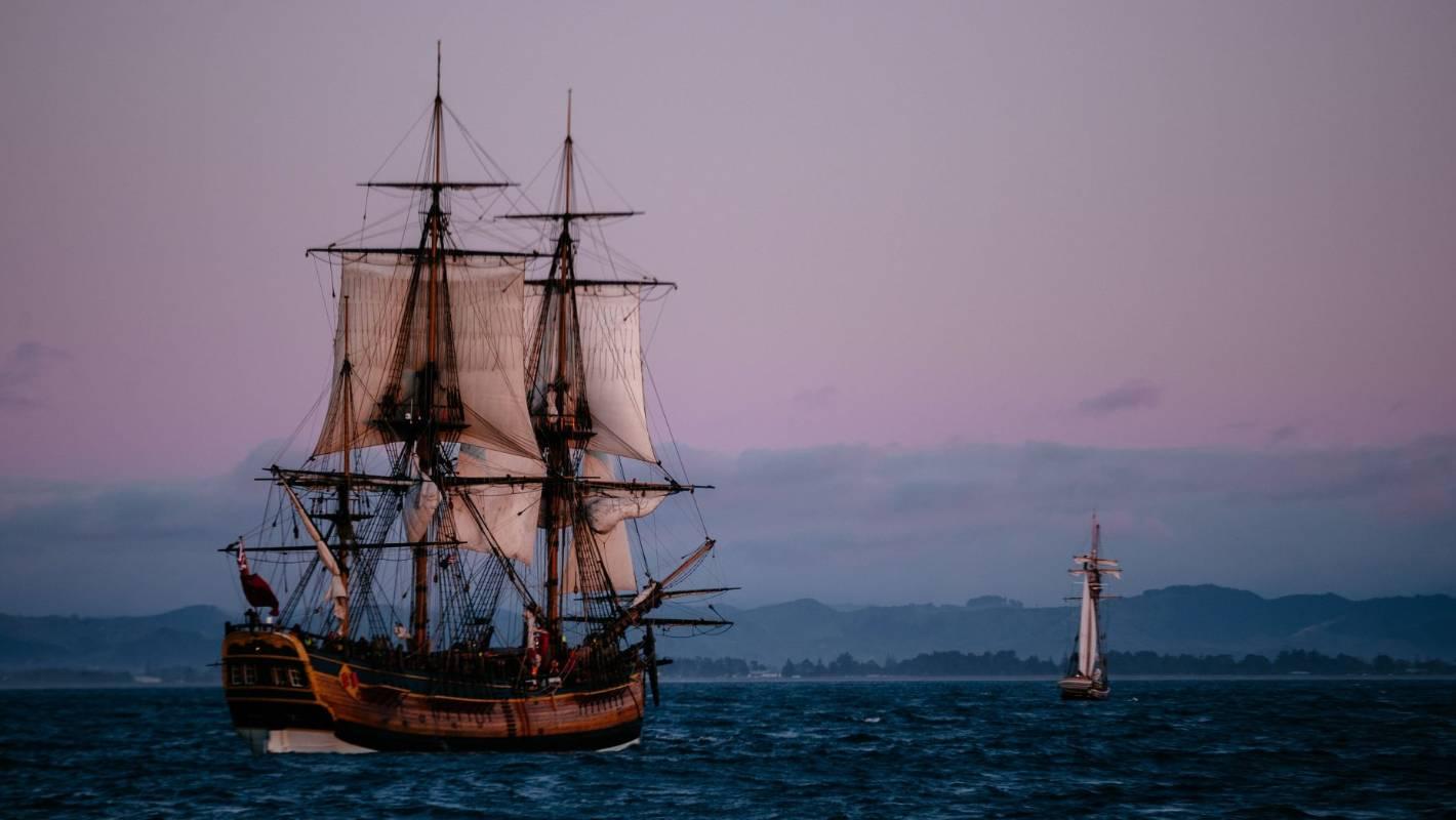 Tuia 250: the return of the 'death ship'
