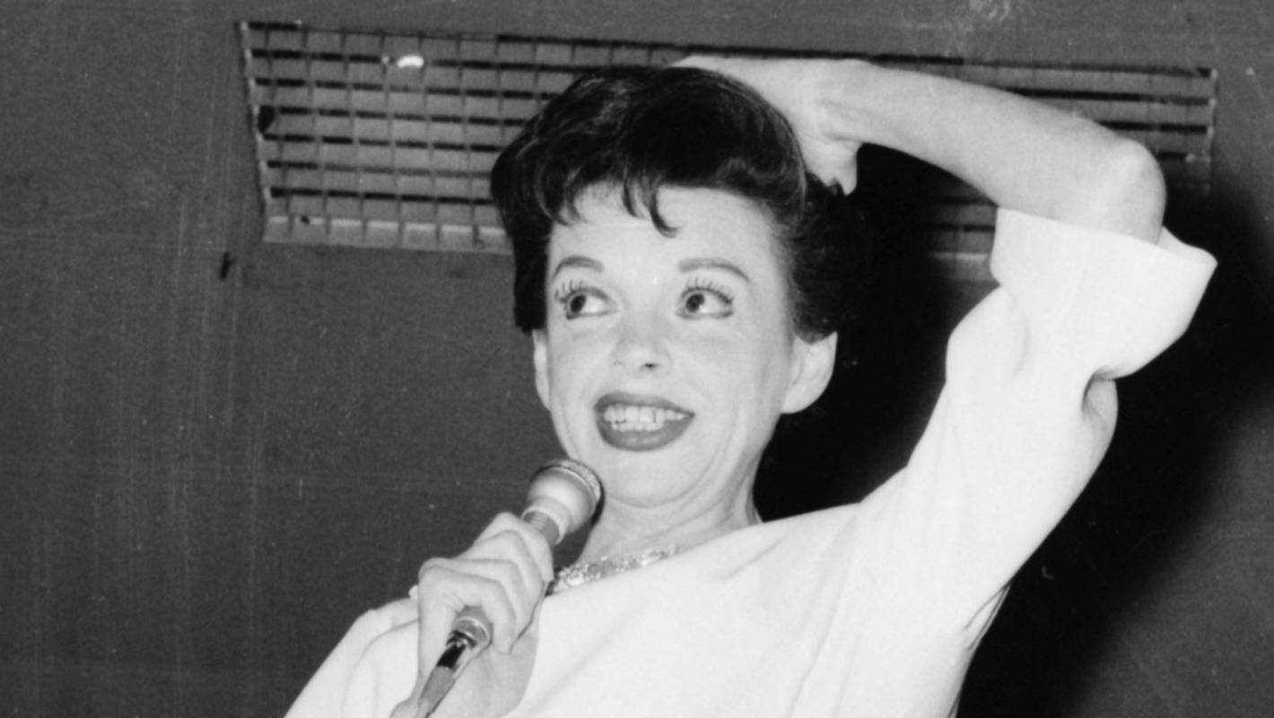 The agony and ecstasy of working with Judy Garland