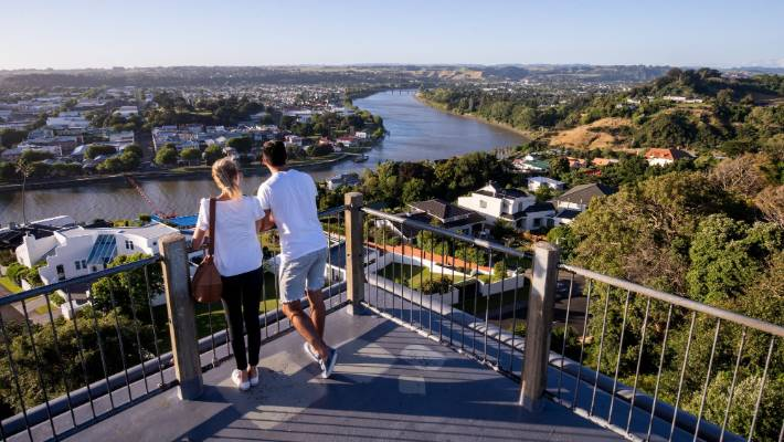 Whanganui's community spirit and civic pride are big ticks in its favour according to judges.