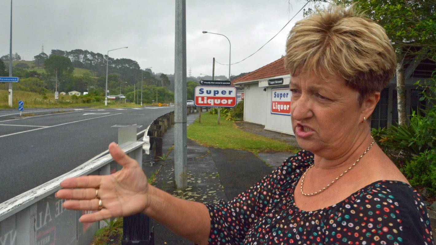Waiting for five years for road safety improvements on Dairy Flat Highway