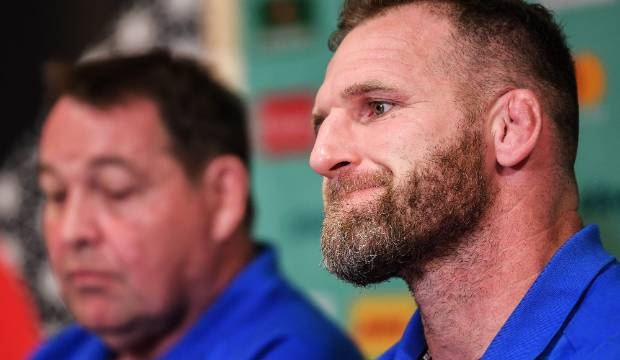 All Blacks captain Kieran Read feels for Japanese hammered by Hagibis