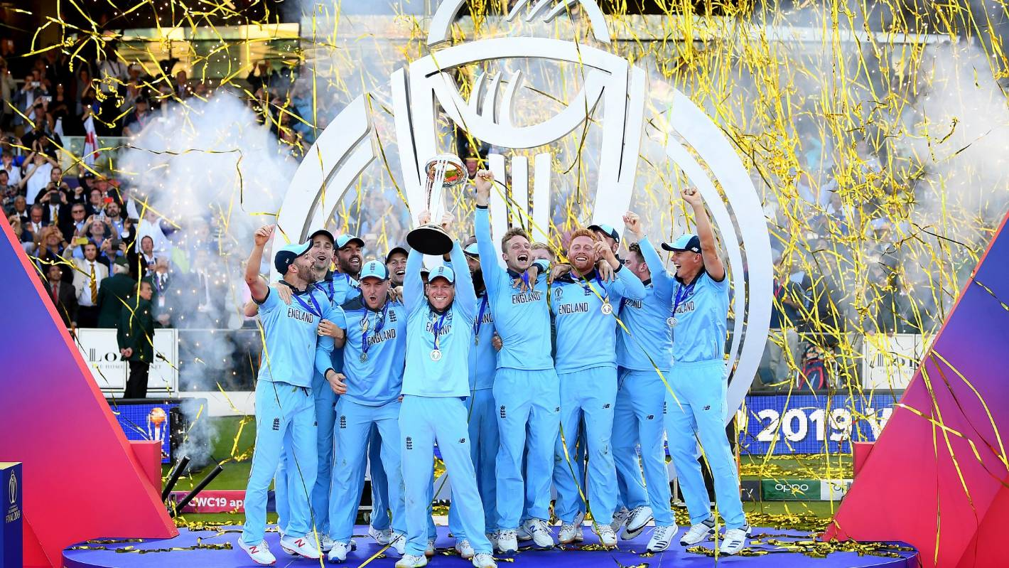 Sky TV announce extension of broadcast deal for Cricket World Cup events
