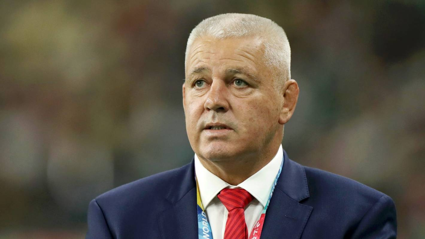 Wales v Uruguay: Warren Gatland feels for Italy, hints an upset over All Blacks could have happened