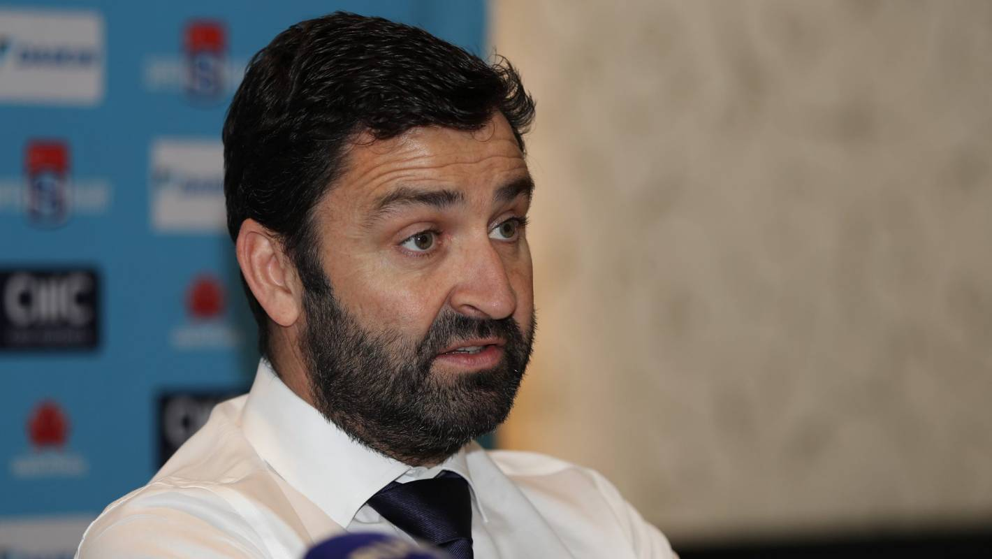 New Blues CEO Andrew Hore looking to find sense of purpose for struggling club