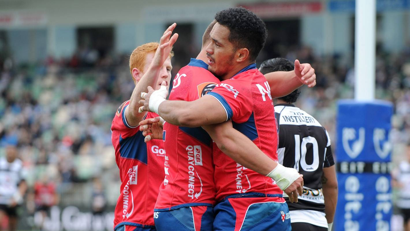 Mitre 10 Cup: Tasman the first team since 2007 to go through regular season unbeaten