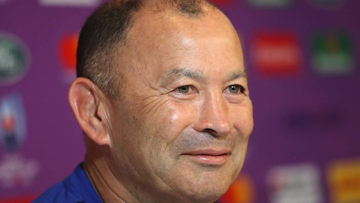 Rugby World Cup: England coach Eddie Jones could be Fiji-bound