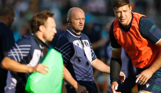 Rugby World Cup 2019: Scotland accuse All Blacks of 'undue influence' in cancellation decision