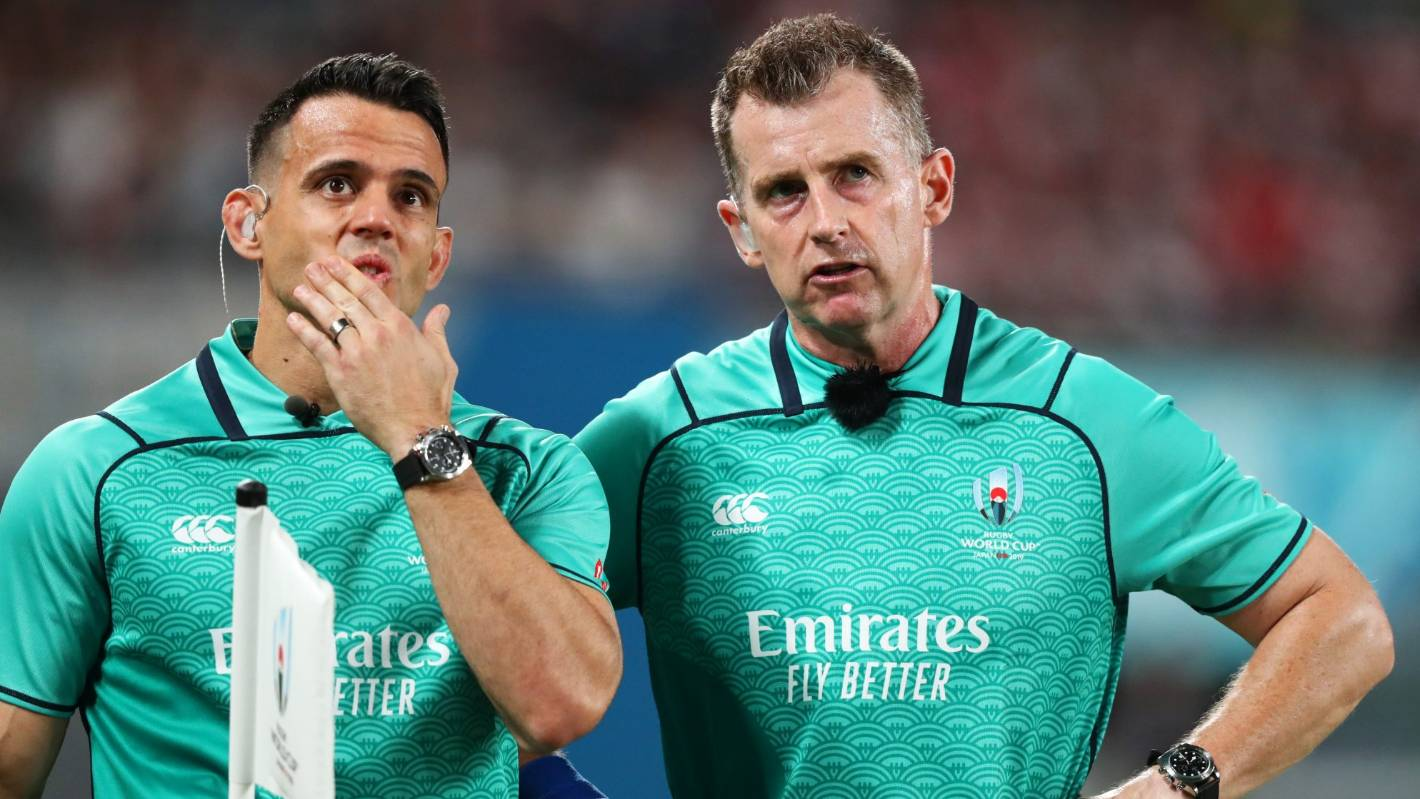 Former Scotland coach Matt Williams blasts 'terrible officiating' at Rugby World Cup